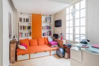 gite Paris 4e Arrondissement Charming Studio - Champs Elysées
