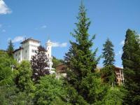 tourisme Uvernet Fours Chateau Des Magnans 12