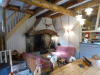 Gîte Fos Gîte Maison en Pyrénées