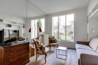 gite Paris 11e Arrondissement Studio at La Motte Picquet