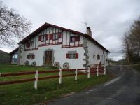 tourisme Ossès maison Idigoinia