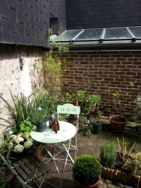gite Cabourg Appartement My Little Garden
