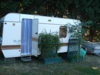 Gîte Les Bordes sur Lez Gîte de Particulier ou Non Classé habitat insolite, caravane