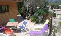 Location de vacances Villerouge Termenès Location de Vacances Le Chalet Zen