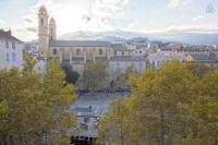 Gîte Ville di Pietrabugno Gîte Appartement Centre Ville Bastia