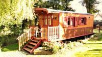Gîte Warlus Gîte La Gypsy Caravan