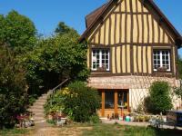 Location de vacances Manéhouville Location de Vacances Le Pré Sainte-Anne