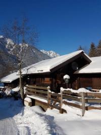 gite Saint Gervais les Bains Chalet De L'Ours