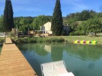 gite Châteauneuf Val Saint Donat L'Ôasis de Provence