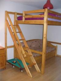 gite Saint Martin de Belleville Apartment in Residence Plein Soleil