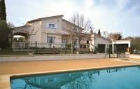 tourisme Montignargues Four-Bedroom Holiday Home in Montignargues