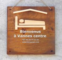 Gîte Bretagne Gîte Chambres Vannes centre