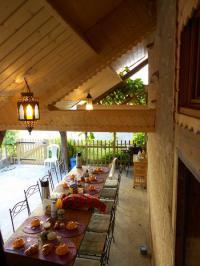 Gite Véronique Morard-terrasse-couverte