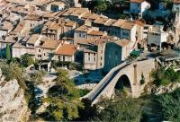 Petite maison de Charme à Nyons Drome provençale-Le-pont-Roman