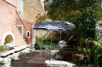 Petite maison de Charme à Nyons Drome provençale-La-terrasse