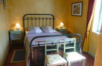 Petite maison de Charme à Nyons Drome provençale-La-chambre-Mimosa-
