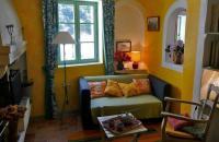 Petite maison de Charme à Nyons Drome provençale-Le-salon