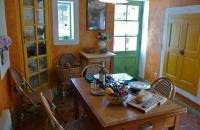 Petite maison de Charme à Nyons Drome provençale-La-salle-a-manger-cuisine