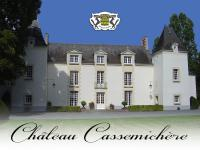 Gîte Loire Atlantique GITE  DU CHATEAU DE LA CASSEMICHERE