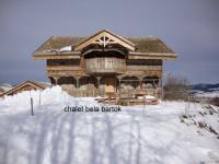 Location de vacances Fontpédrouse Location de Vacances Chalet Bela Bartok