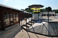 Gîte Aux Ecuries d'Auvers-Exterieur-terrasse
