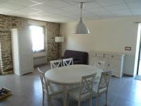 Gite communal Le Refuge-salon