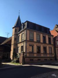gite Bolsenheim Gîte - La Maison Château