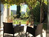 gite Roquevaire Gite d'été Roussillon au Clos de la Chèvre Sud