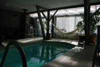 gite Loures Barousse gite et piscine