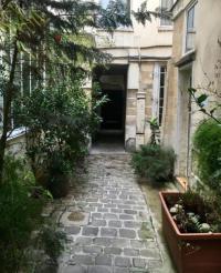 Gîte Paris 9e Arrondissement Le petit gîte du North Marais
