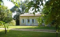 gite Puisseguin Château Guibeau