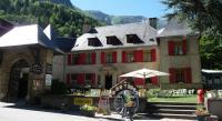 Hôtel La Salette Fallavaux hôtel Chateau De La Muzelle