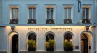 Hôtel Ile de France Hotel Beauséjour Montmartre