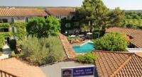 Hôtel Castelnau Valence Best Western Hotel Uzes Pont Du Gard