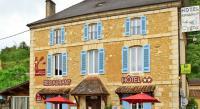 Hôtel Molières Hotel Restaurant Le Cygne