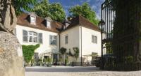 Franche Comté Le Chateau De Germigney