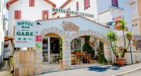 Hotel de charme Hendaye hôtel de charme Bar De La Gare