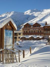 Hôtel Saint Martin sur la Chambre Hotel Le Lac Bleu