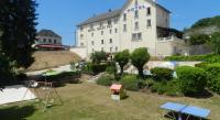 Hôtel Lachapelle Auzac Hotel Belle Vue