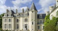 Hôtel Mur de Sologne hôtel Chateau Du Breuil