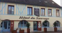 Hôtel Voulton Hotel Du Sauvage