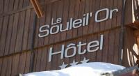 Hôtel La Grave hôtel Le Souleil'or