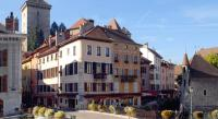 Comfort Hotel Allonzier la Caille Hotel Du Palais De L'isle