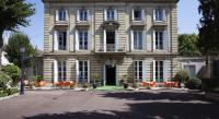 Hôtel Saint Caprais de Lerm Hotel Château Des Jacobins