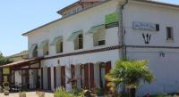 Hôtel Lacrabe hôtel Au Feu De Bois
