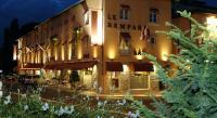 Hôtel Simandre Hotel Restaurant Le Rempart
