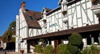 Hotel 5 étoiles Saint Thibault des Vignes Auberge Du Cheval Blanc