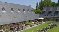 Hôtel Basse Normandie hôtel Les Manoirs De Tourgeville