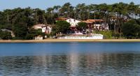 Hotel en bord de mer Landes Hôtel en Bord de Mer Les Hortensias Du Lac