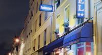 Hôtel Paris Hotel Restaurant Le Myosotis